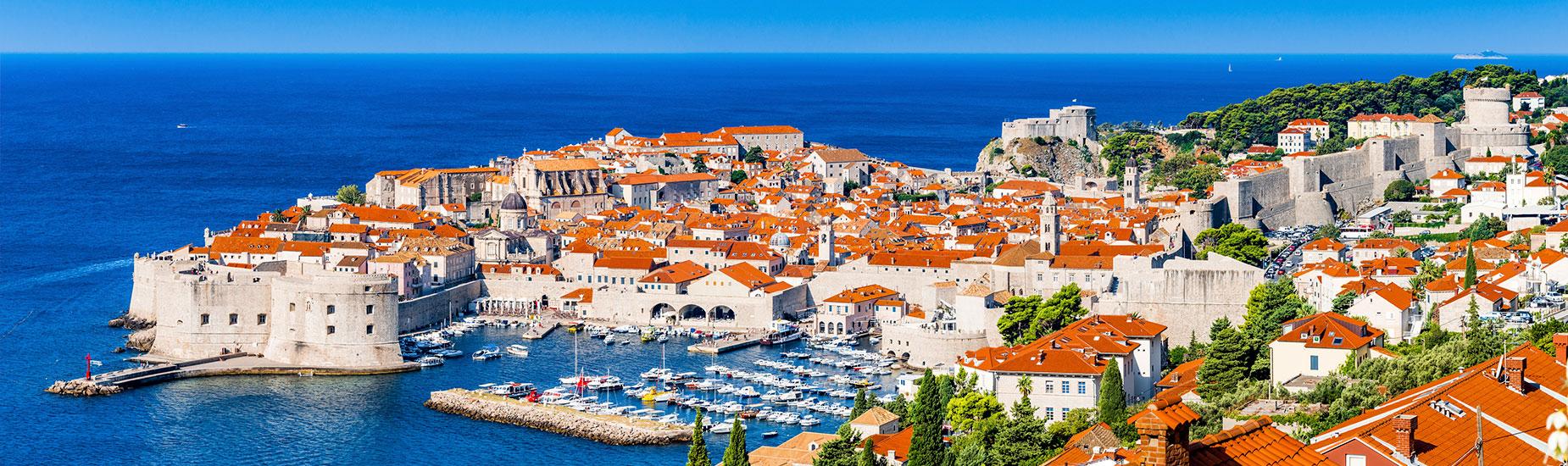 kust van kroatie