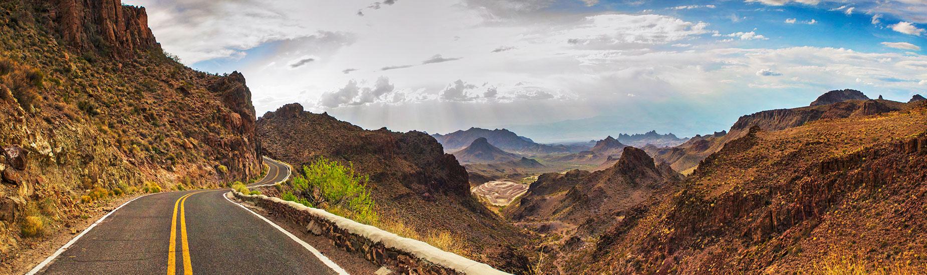route 66 route bergen