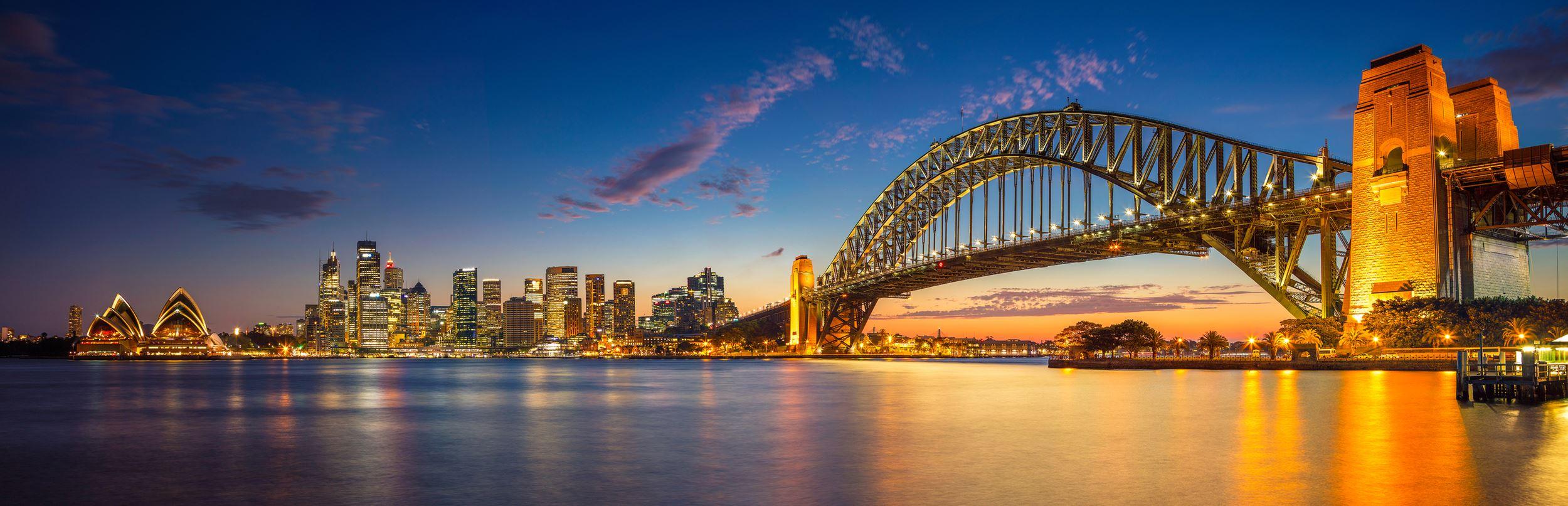 Fly Drive Australië