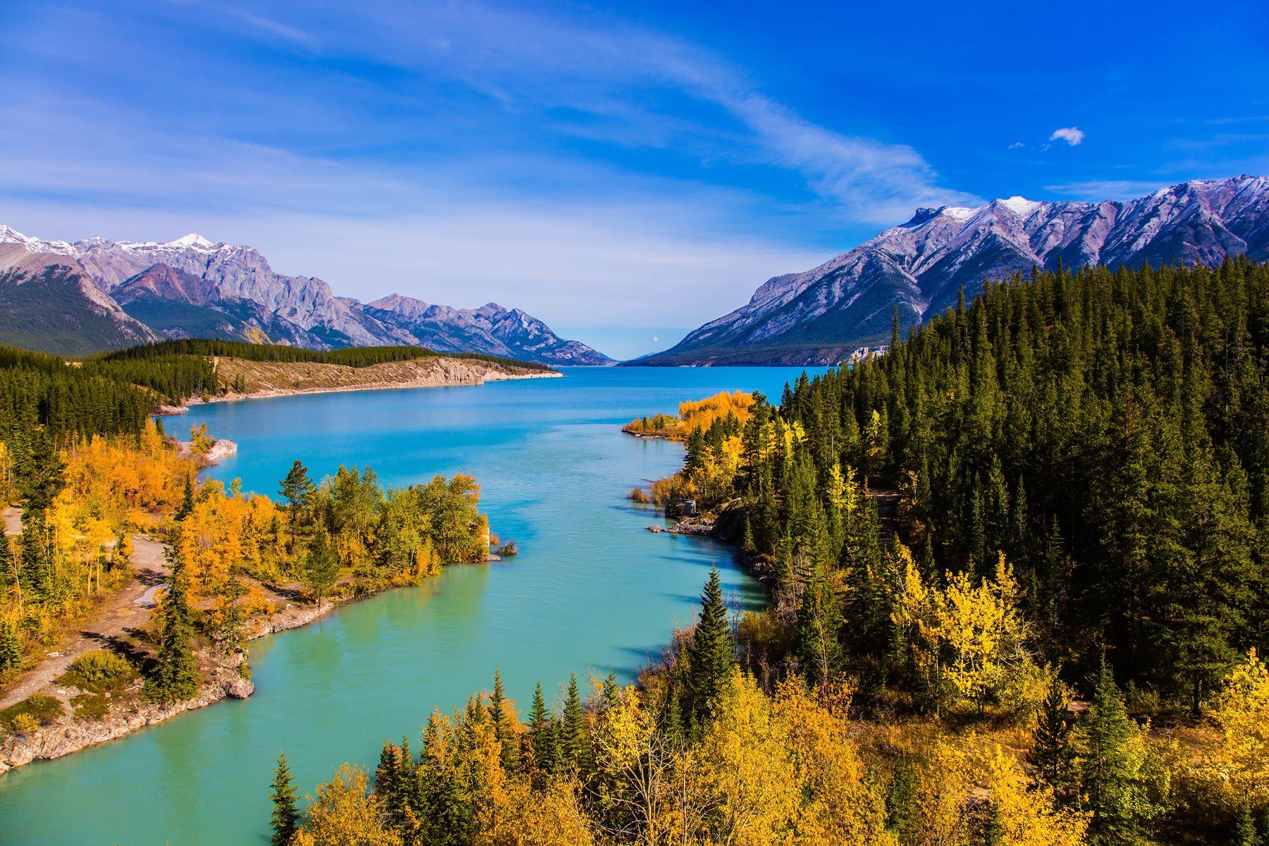 Canada Rocky Mountains