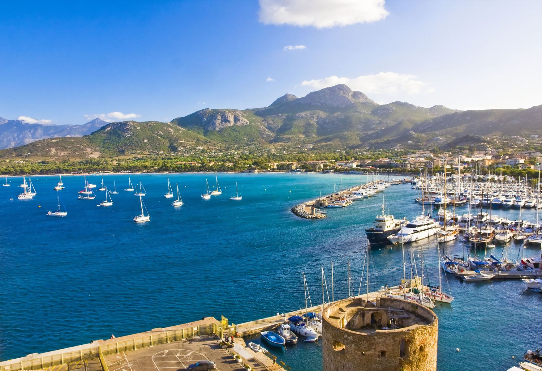 Corsica Haven Dorp