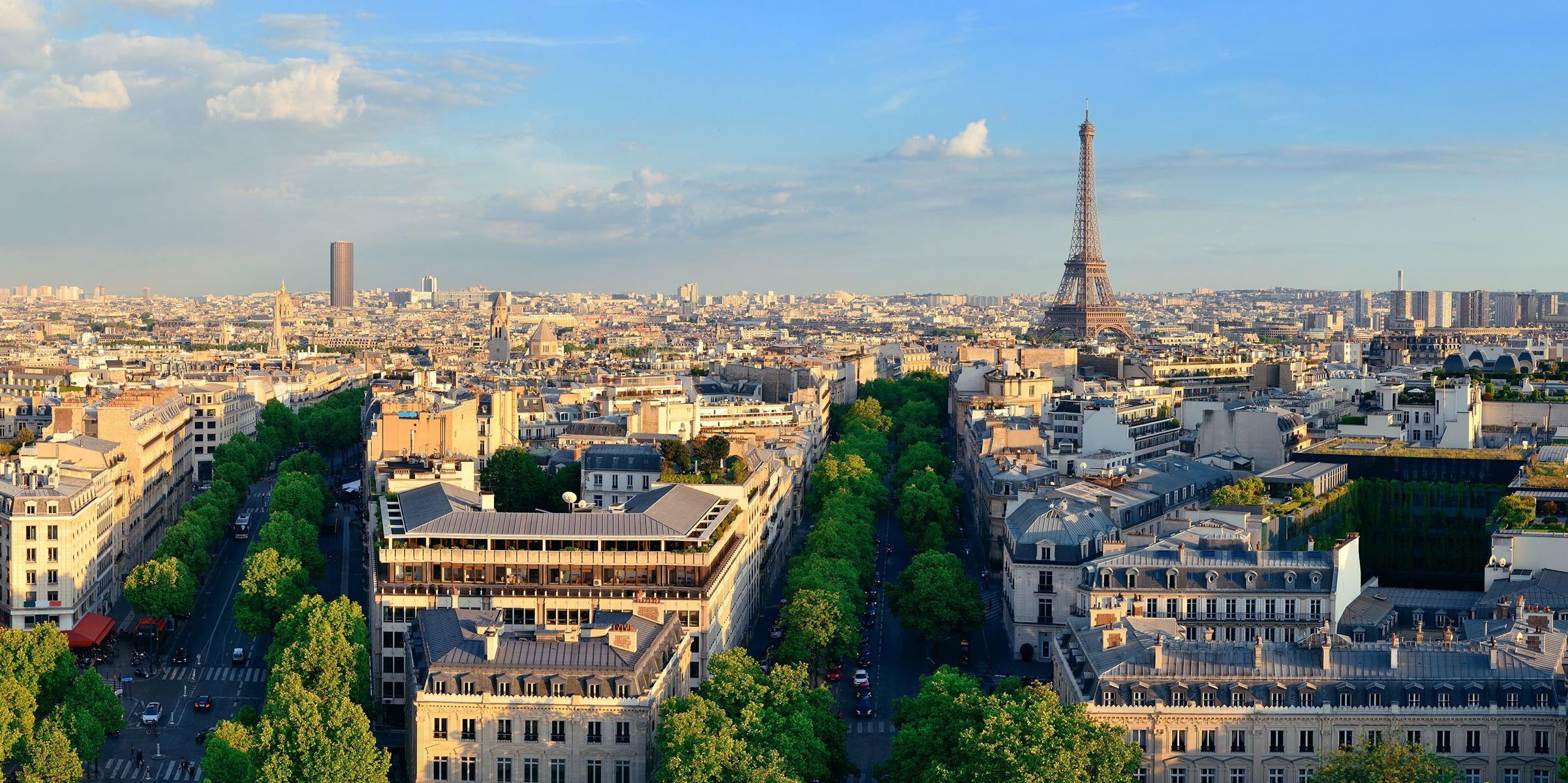 Fly Drive Frankrijk