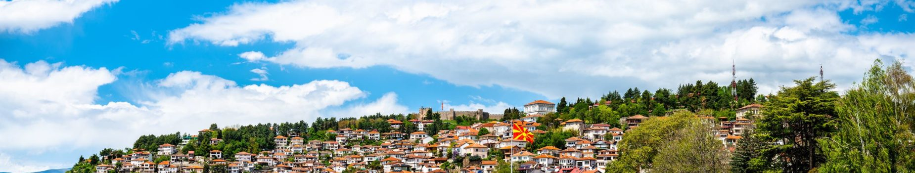 Fly Drive Macedonië