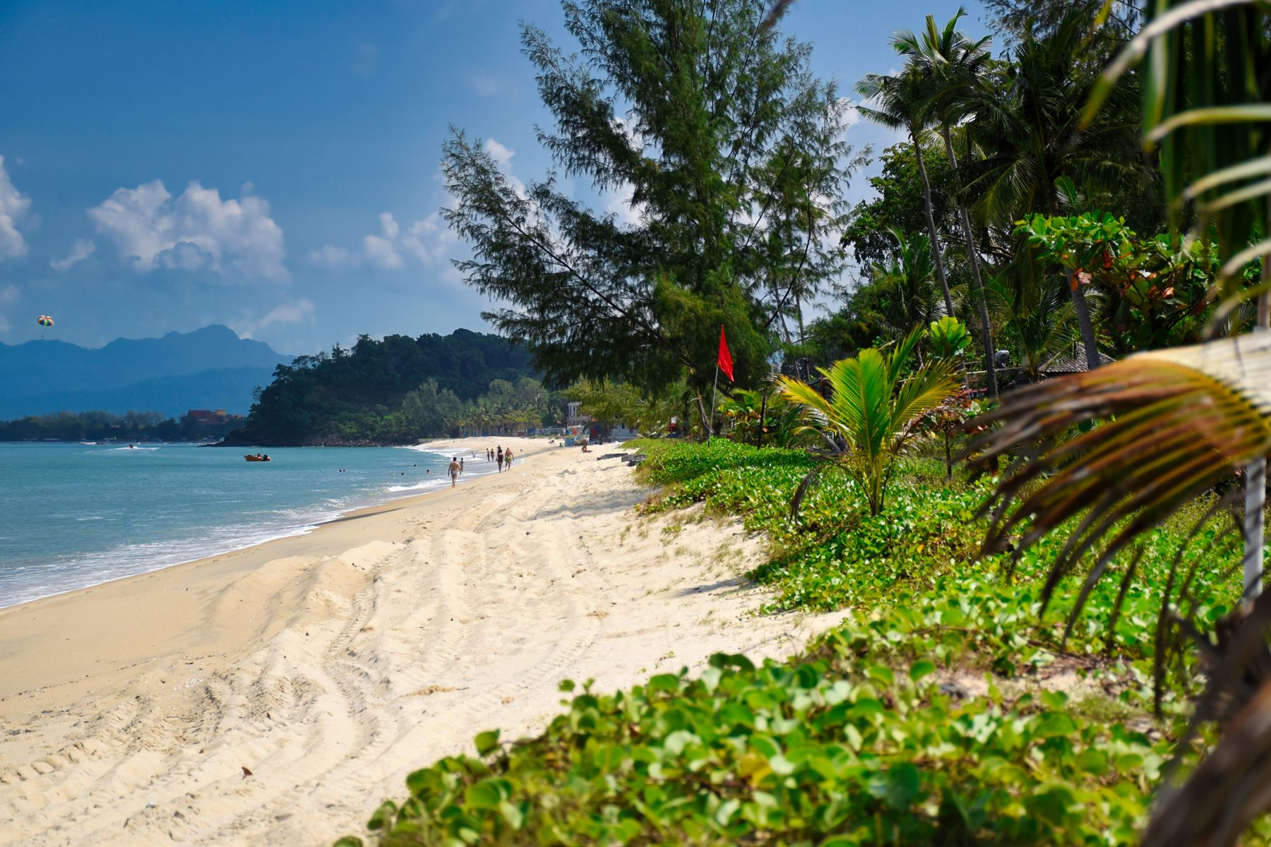 Maleisie Strand