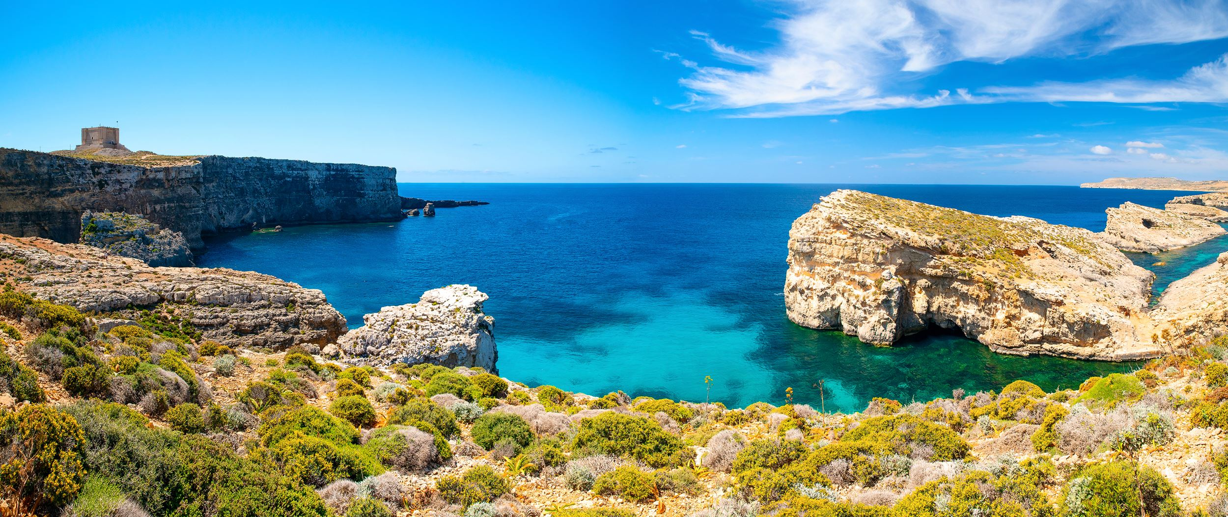 Fly Drive Malta