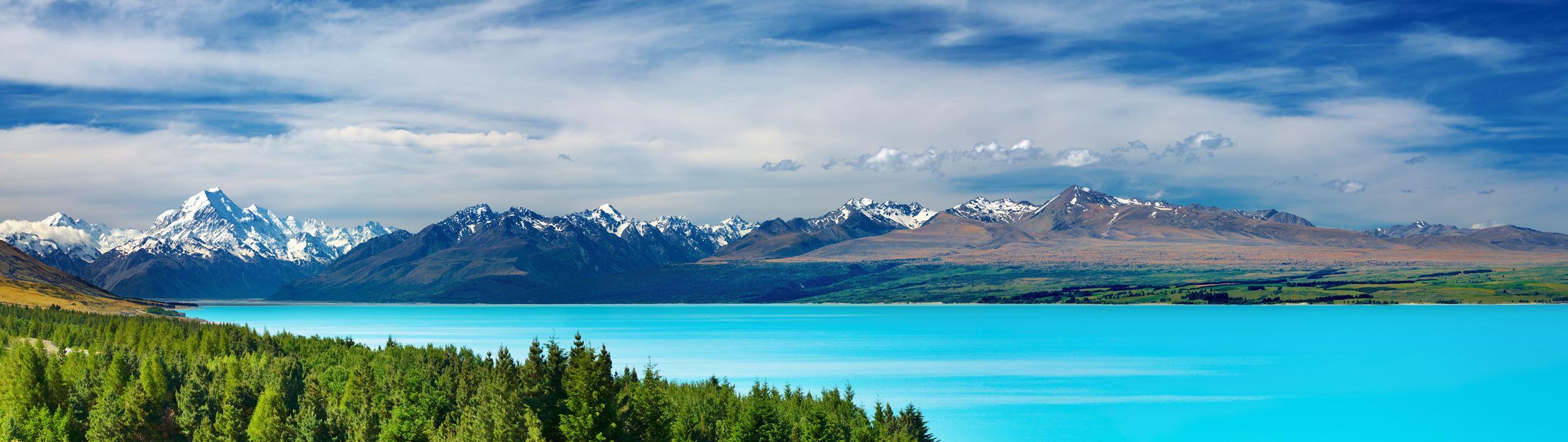 Fly Drive Nieuw-Zeeland