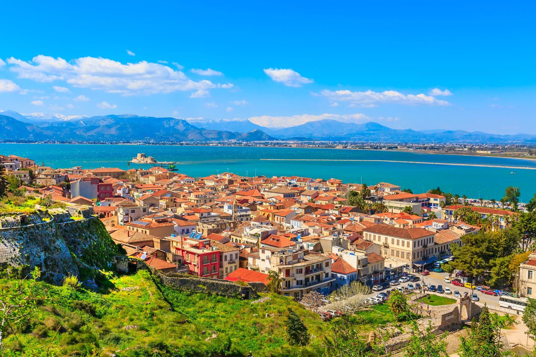 Peloponnesos Stad