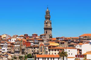 Centrum van Porto