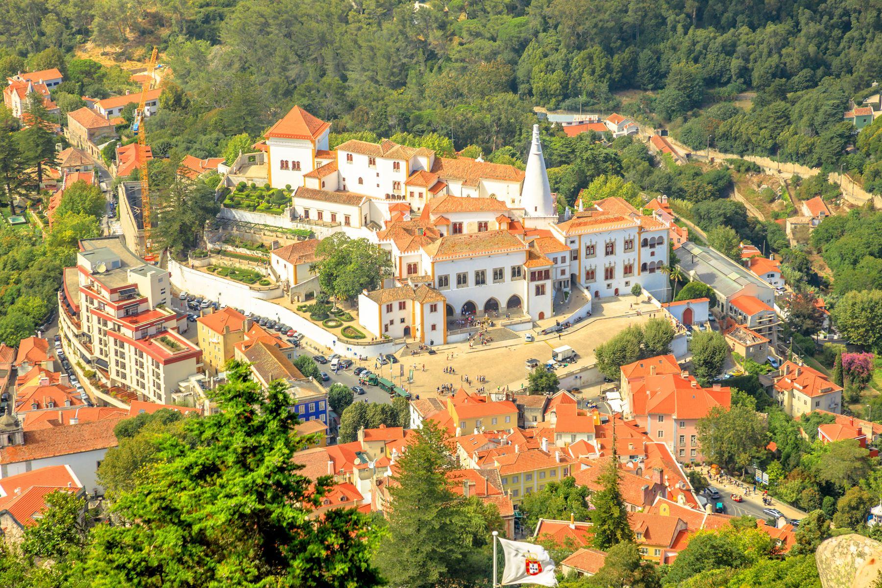 Portugal Sintra Dorp