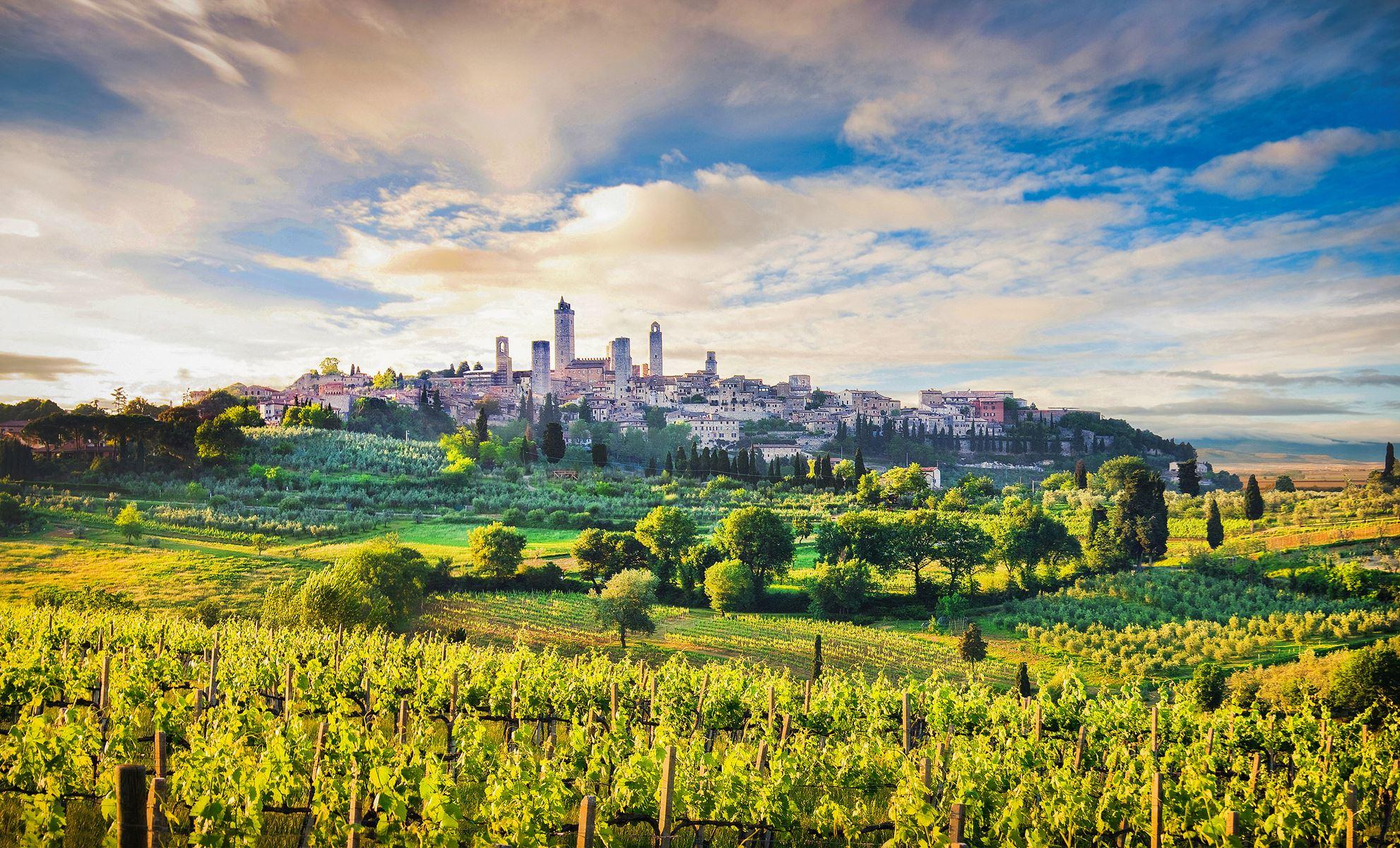 Toscane Florence Stad
