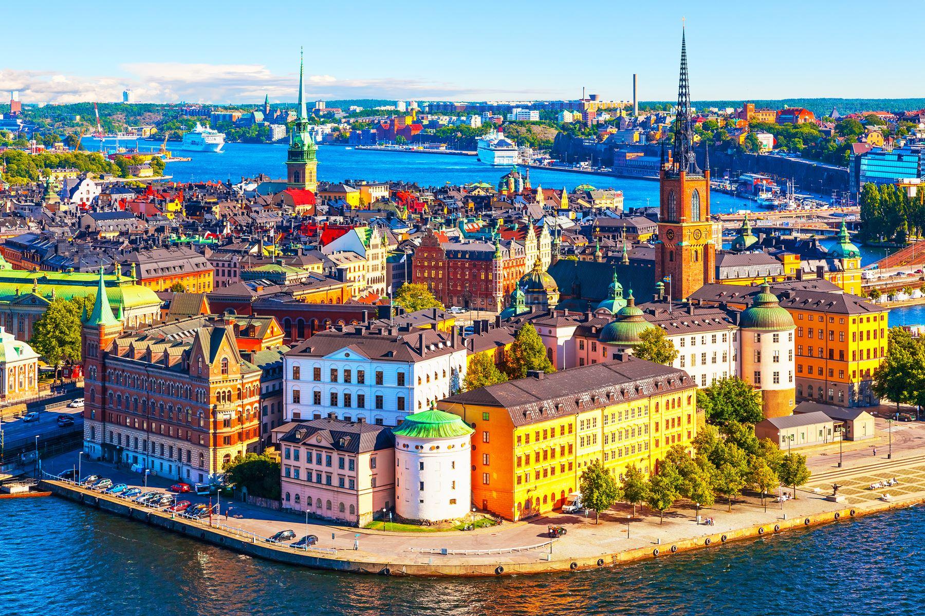 Zweden Stad