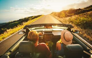 Auto huren aan de Algarve