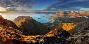 noorwegen landschappen