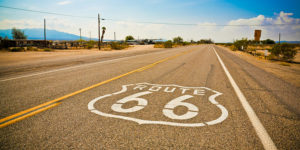 route 66 in amerika