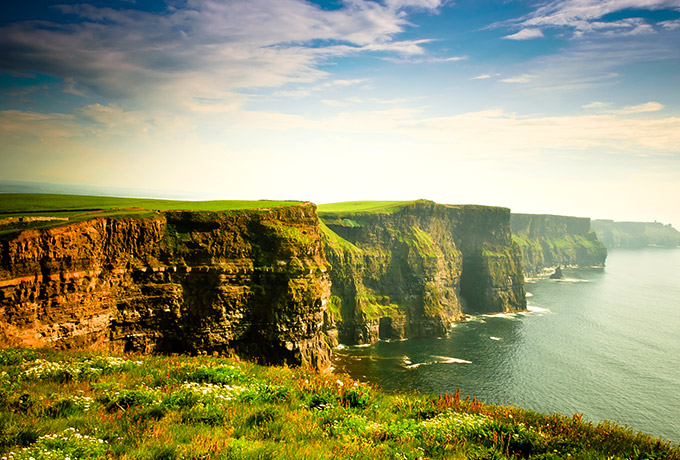 cliffs of moher ierland