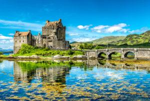 schotland kasteel donan