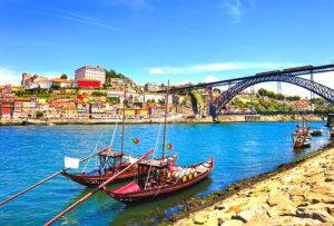 Porto rivier de Douro