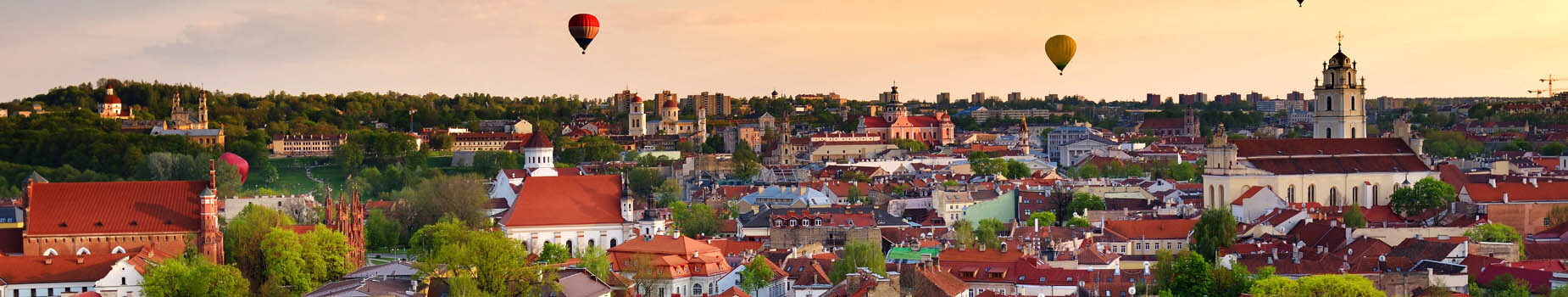 Fly Drive Litouwen