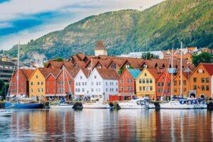 10-daagse fly-drive Noorwegen: bergen & fjorden