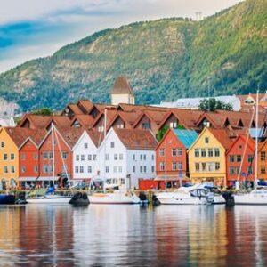 10 daagse fly drive Noorwegen bergen & fjorden