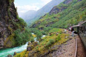 10-daagse fly-drive Zuid Noorwegen