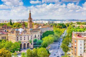 15 dg fly drive Grand Tour Andalusië vanaf nov