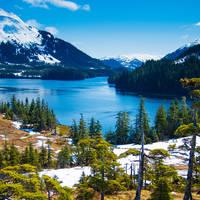16-daagse autorondreis inclusief vliegreis Great Alaska Tour