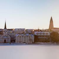 6-daagse fly-drive Reykjavik & de Zuidkust