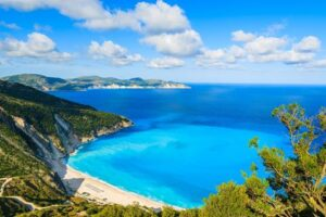 8 daagse fly drive Eilandhoppen Ionische Eilanden