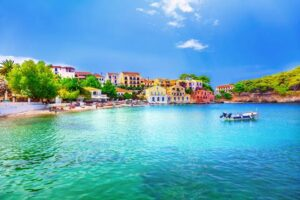 8 daagse fly drive Kefalonia & West Peloponnesos