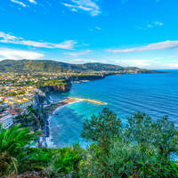 8-daagse fly-drive Langs de Amalfikust en de Golf van Napels