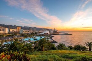 8 daagse fly drive Natuur & Strand Tenerife