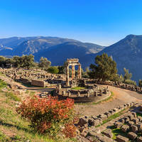 8-daagse fly-drive Verborgen schatten van de Peloponnesos