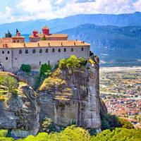 8-daagse fly-drive Welkom in Historisch Hellas