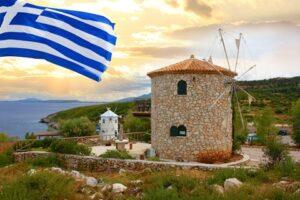 8 daagse fly drive Zakynthos & Peloponnesos