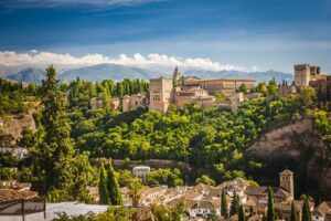 8 dg fly drive Authentiek Andalusië vanaf nov