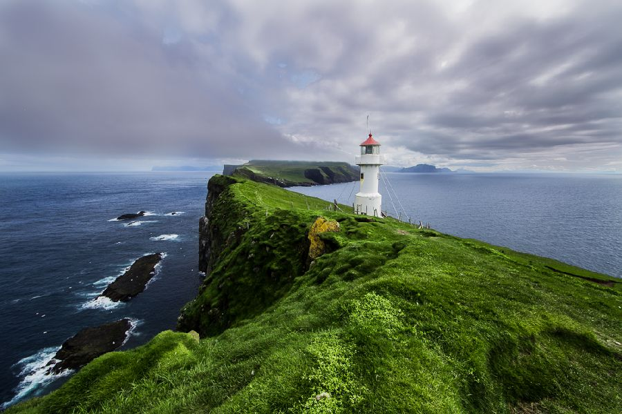 Faroer Eilanden Fly Drive (vluchten & huurauto)