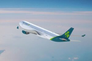 Fly Drive Dublin of Cork met Aer Lingus