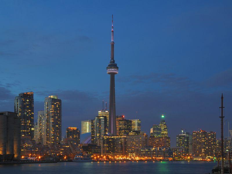 Fly Drive Toronto met KLM