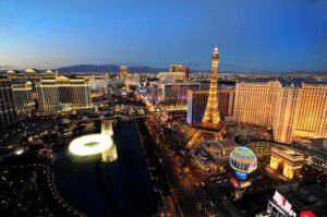 Fly & Drive Las Vegas