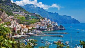 Fly & drive langs de Italiaanse Amalfikust incl. autohuur