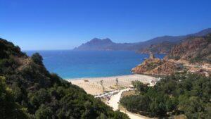 Corsica strand