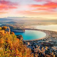 12-daagse fly-drive Pracht en Praal op de Peloponnesos