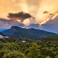 10-daagse fly-drive Proef de cultuur van Noord-Griekenland