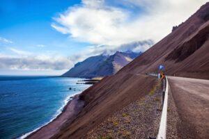 Cirkel rondom IJsland