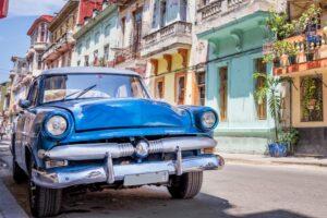 Kleurrijk Cuba