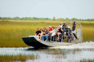 Natuurschoon & wildlife van Florida