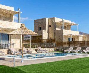 Triopetra Blue Horizons Villas