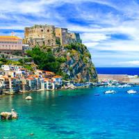 11-daagse fly-drive Schatten van Zuid-Italië