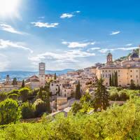 12-daagse fly-drive Toscane & Umbrië op het gemak